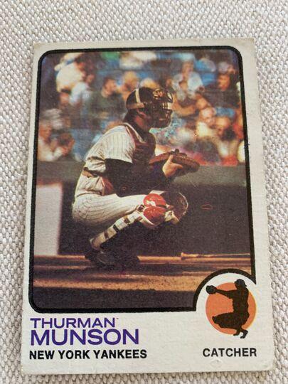 1973 topps card 142