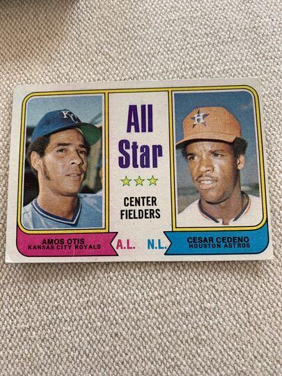 1974 topps baseball card 337