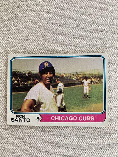 1974 topps baseball card 270