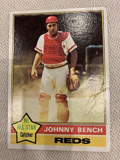 1976 topps baseball card 300
