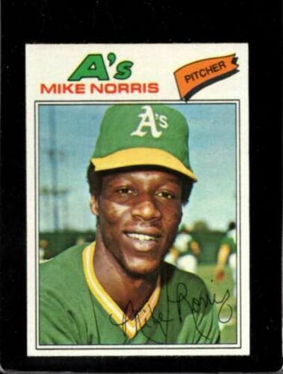 Mike Norris #284