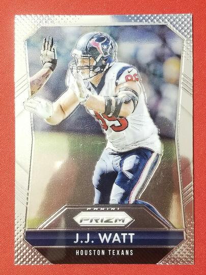 JJ Watt 2015 prizm 99