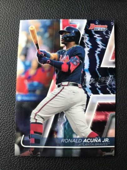 Acuna, Ronald 2020 Bowmans Best #53