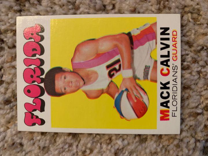 mack calvin #160