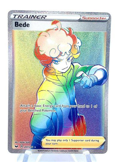 bede rainbow