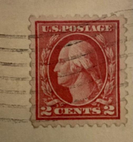 2 Cent Washington