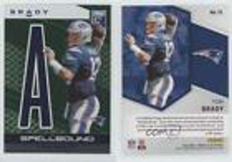 Tom Brady Spellbound 12