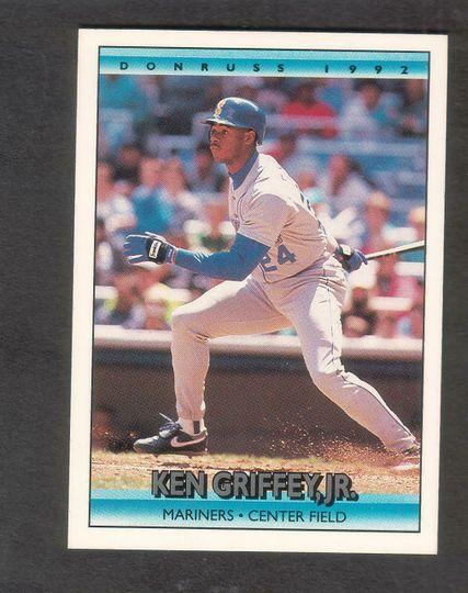 1992 Donruss Ken Griffey Jr #165