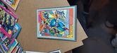 """Avengers Marvel 1991 """"Team Picture"""" Comic Trading Card #151"""