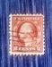 2 cent washington stamp