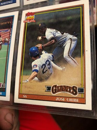GARY/1991TOPPS/REG Collection Image