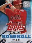 2021 Topps Mike Trout Empty Tin
