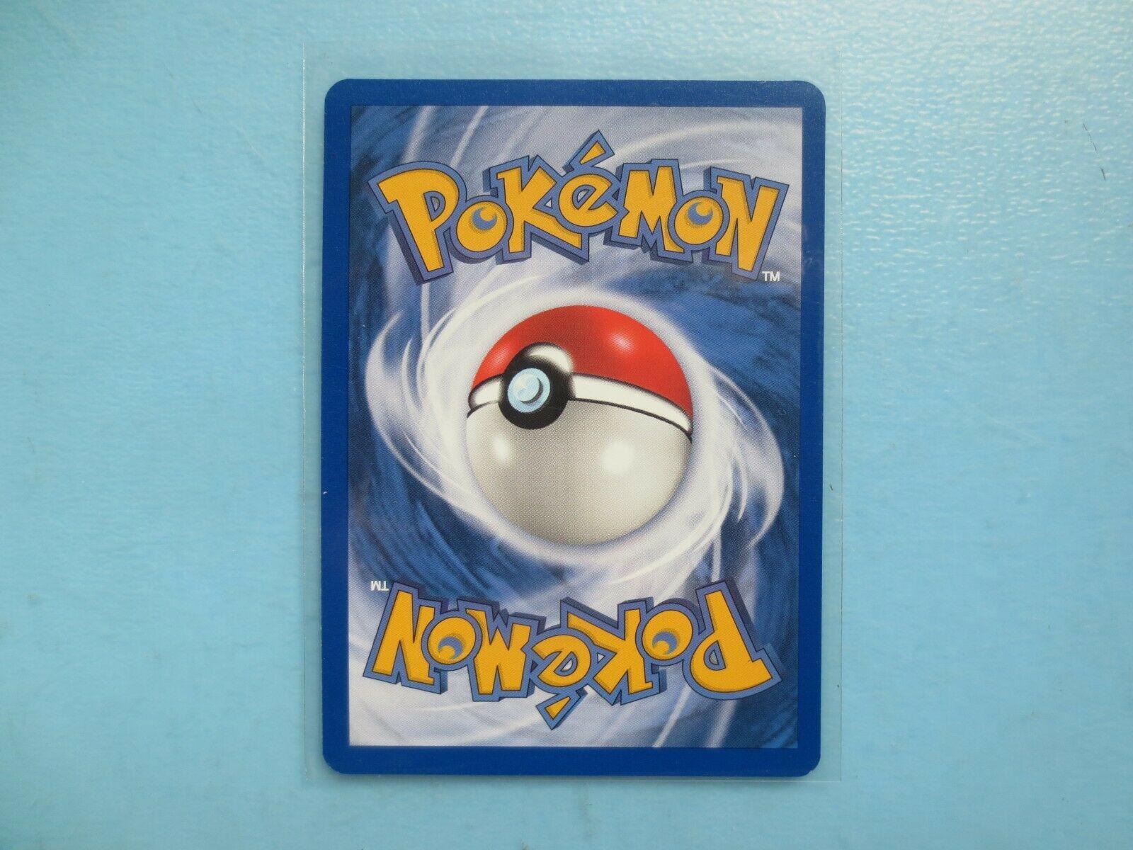 Pokemon EX Team Rocket Returns 27/109 Qwilfish Non-holo Rare Card - Image 2
