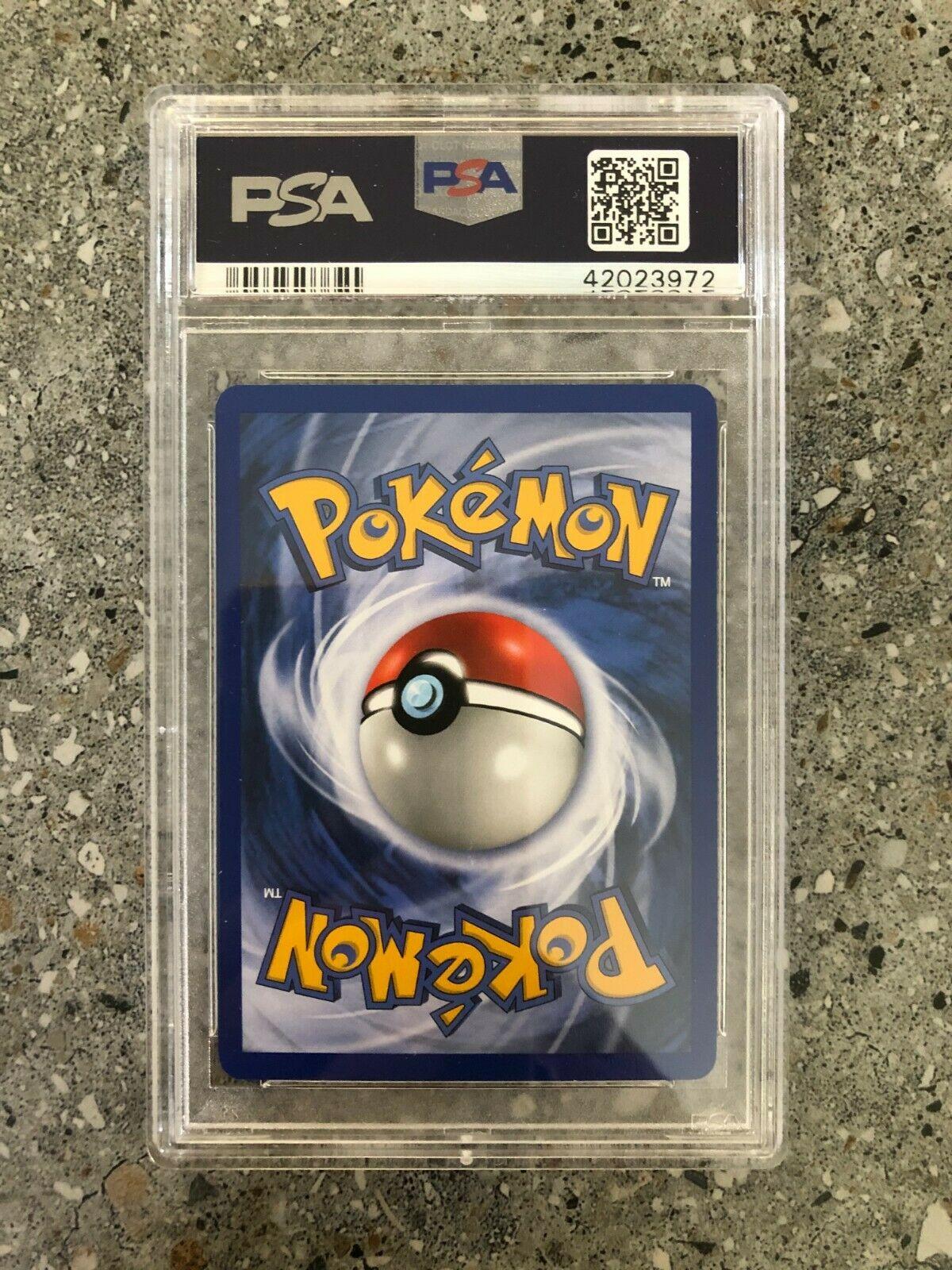 Pokemon TCG Cards 1st Edition Scizor 29/75 Neo Discovery Rare PSA 10 GEM MT - Image 3