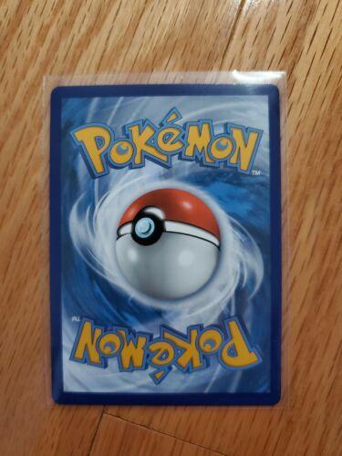 Pokemon Chilling Reign Fighting Energy GOLD SECRET RARE Card 233/198  - Image 2