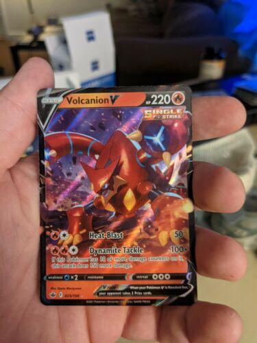 Volcanion V | NM/M | Chilling Reign 025/198 | Pokemon
