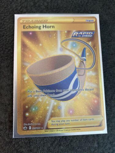 Echoing Horn Pokemon TCG - 225/198 - Chilling Reign