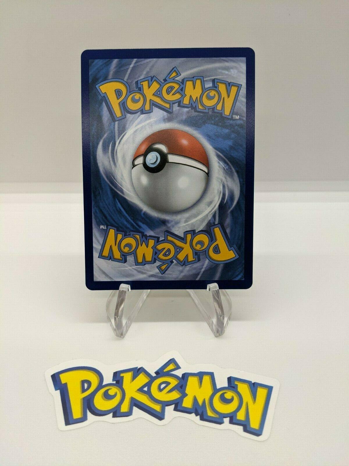 Pokemon Chilling Reign Echoing Horn 225/198 gold secret rare NM/M - Image 2