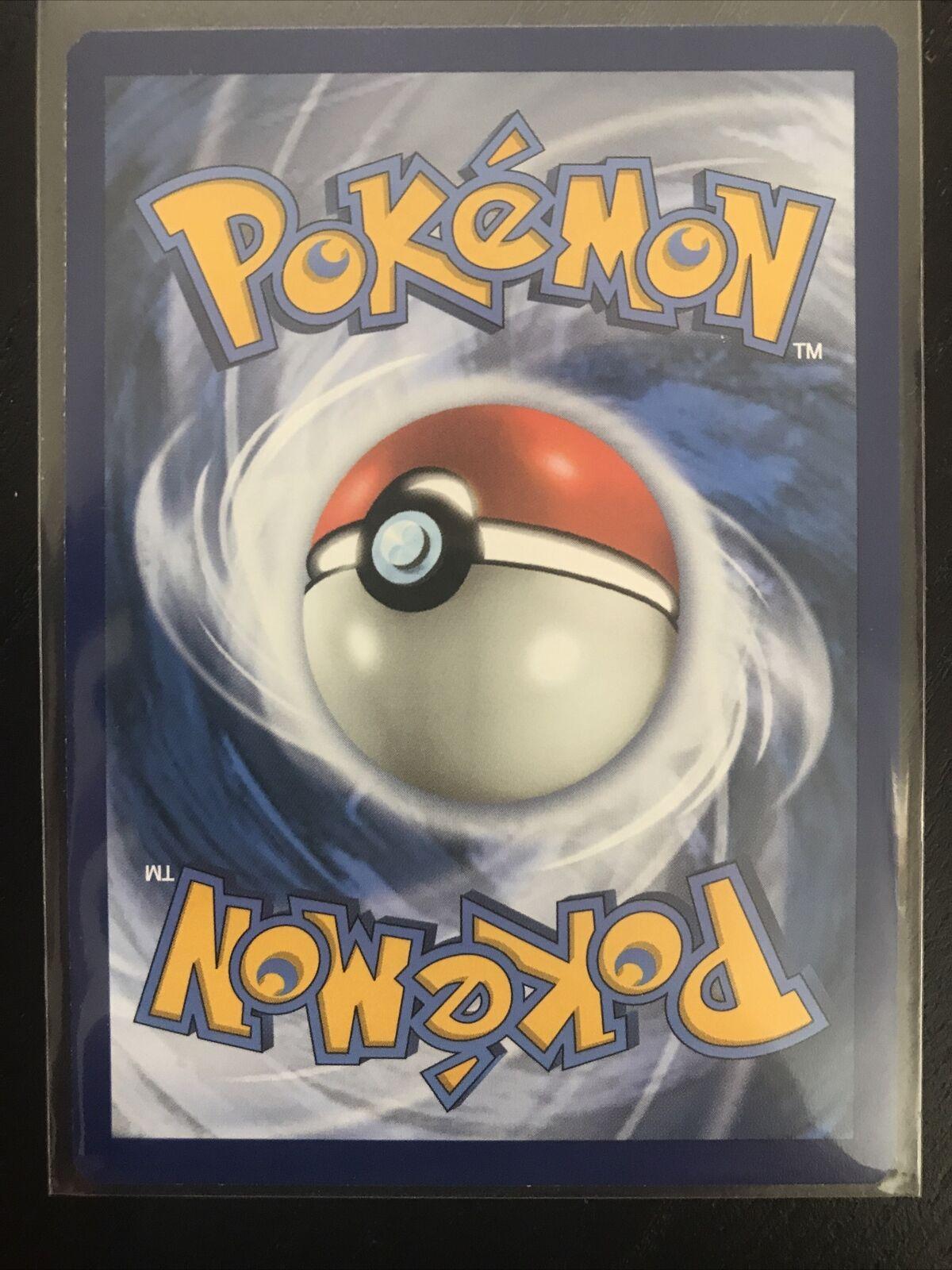 Pokemon Volcarona 024/198 Reverse Holo Rare Chilling Reign Near Mint - Image 2