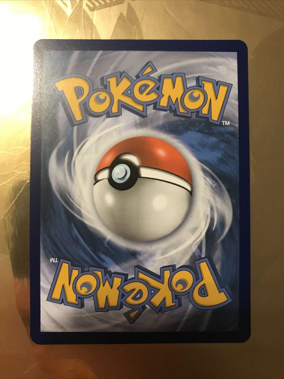 Blaziken VMAX 021/198 Pokémon TCG Chilling Reign Full Art Ultra Rare Near Mint - Image 4