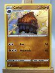 Carkol Shiny Vault Rare SV068/SV122 Shining Fates Pokémon Card NP