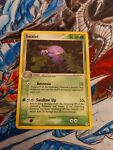 Pokémon TCG Swalot EX Hidden Legends 50/101 Regular Uncommon