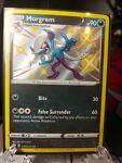 Pokémon TCG Morgrem Shining Fates SV084/SV122 Holo Shiny M/NM