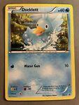 Pokemon TCG - Black Star Promo Ducklett Holographic Promo Card - BW17 RF2
