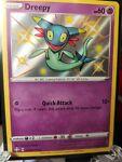 Dreepy SV060/SV122 Shiny Holo Rare Shining Fates Pokemon Card