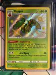 Shiny Flapple - SV013/SV122 - Shiny Holo Rare Pokémon Card, Shining Fates NM/M