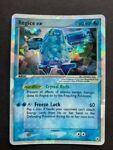 REGICE EX 97/101 - Holo Ultra Rare Hidden Legends - Pokémon Card - NM
