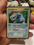 Pokemon Feraligatr - 8/123 Mysterious Treasures Holo Rare EX