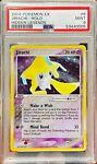Jirachi Pokémon EX Hidden Legends 8/101 Holo Foil Rare PSA MINT 9