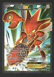Scizor EX 119/122 XY Breakpoint Series 2016 Full Art Ultra Rare Pokemon Card