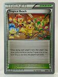 TROPICAL BEACH BW50 Promo WORLD Championship 2014 🌴 Pokemon Card Excellent