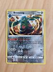 Pokemon - Battle Styles - Bronzong 102/163 - Reverse Holo Rare - NM/M