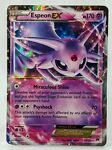 Espeon EX 52/122 Extended Art Breakpoint Holo Ultra Rare Pokemon Card NM/Mint