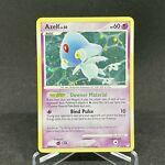Azelf 4/123 Holo Rare Mysterious Treasures Pokemon Card