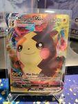 Morpeko VMAX 038/072   Shining Fates NM Ultra Rare Full Art Pokemon Card