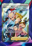 Pokémon TCG Rapid Strike Style Mustard Sword & Shield - Battle Styles 162/163 H…