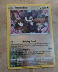 Pokemon Shining Fates Reverse Holo Indeedee Rare 056/072 NM