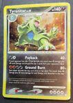 Tyranitar 17/123 Holo Rare Pokemon Card 2007 Mysterious Treasures Moderate Play