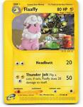 77/165 | Flaaffy | Expedition | Pokemon Card | NM - Mint