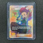 Janine 210/214 Pokemon TCG Unbroken Bonds Full Art Trainer NM/M