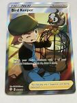 POKEMON CARD TCG Bird Keeper 066/072 Shining Fates Full Art Near Mint