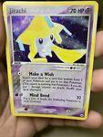 Jirachi 8/101 Hidden Legends Pokemon Card PL