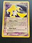 Jirachi 8/101 - EX Hidden Legends - Holo Pokemon Card - NM Condition