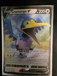 Cramorant V - 054/072 Shining Fates Ultra Rare Pokemon - NM/MINT