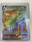 Rapid Strike Urshifu VMAX Rainbow Rare Pokémon Card Battle Styles 169/163