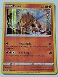 Pokemon TCG - Entei - 020/163 - Battle Styles - Holo - NM/MT